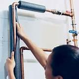photos of Insulate Pipes Home