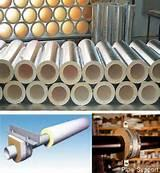 Pipe Insulation Section pictures